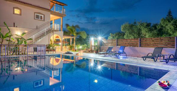 Holidays in Zakynthos - Armonia Studios & Apartments in Amoudi Psarou